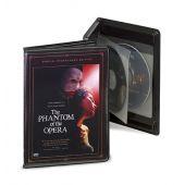 DVD Quattro Case Insert for Kwik Case